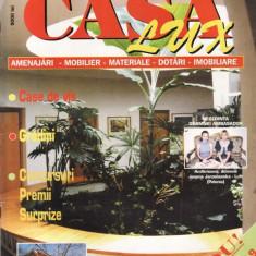 CASA LUX NR 8/1998 - Revista casa