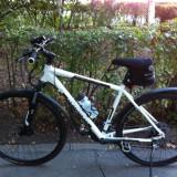 Bicicleta de oras, 20 inch, Discuri, Drept(Flatbar), Aliaje de aluminiu, Cu amortizor - VAND BICICLETA KALKHOFF TRACK 2.0