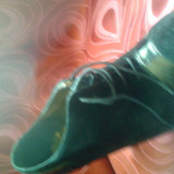 Pantofi dama - Pantof dama, Marime: 36, Culoare: Negru, Negru