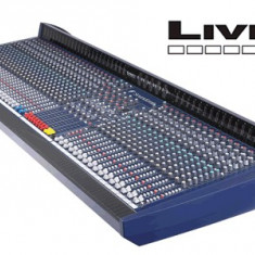 Mixer audio - Mixer consola analog Soundcraft Live 8 40 canale + 2 stereo cu meterbridge