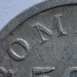 500 lei 1946 eroare batere RARA dubla batere la ROMANIA - Moneda Romania