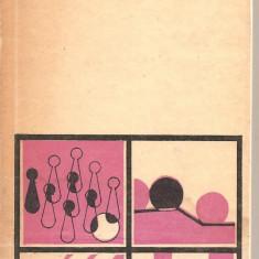 (C2153) POPICE - REGULAMENT AL JOCULUI DE POPICE, EDITURA SPORT - TURISM, BUCURESTI, 1979 - Carte Hobby Sport