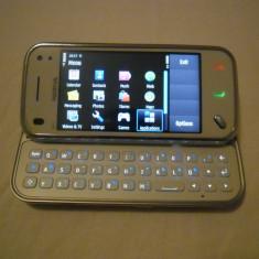 Nokia N 97mini Alb - Telefon mobil Nokia N97 Mini, Neblocat