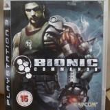 Bionic Commando  PS3  (ALVio) + sute de jocuri ps3 ( SCHIMB / VAND )