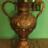 Metal/Fonta - Vaza cupru