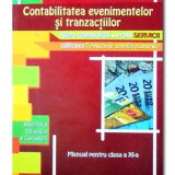 Manual Clasa a XI-a - Contabilitatea evenimentelor si tranzactiilor Cd Press XI