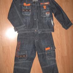 Haine Copii 4 - 6 ani - Costum blugi copii