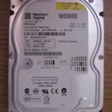HDD 3, 5inch WD800 80GB IDE - Hard Disk Western Digital