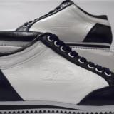 Adidasi barbati Dolce & Gabbana, Piele naturala - Adidasi DOLCE GABBANA 100% Piele Naturala - Model NOU !!!