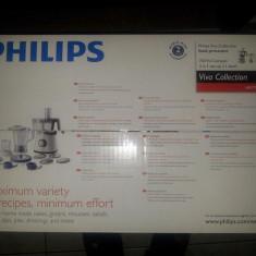 Robot de bucatarie PHILIPS Viva Collection - Robot Bucatarie Philips, 750 W