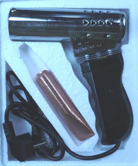 letcon 500W pistol de lipit cositor tabla auto electrmotoare foto mare
