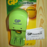 Incarcator GP - acumulatori R6, R3 - Incarcator Aparat Foto