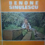 Discuri vinil, Placi pickup, pick-up, Muzica populara, Benone Sinulescu