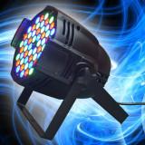 Electrocasnice - LED PAR CAN RGB 54 led's 3 w