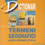 Carte Geografie - IELENICZ, ERDELI, MARIN - DICTIONAR DE TERMENI GEOGRAFICI