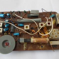 RADIO CU CEAS PLACA ELECTRONICA ! - Aparat radio