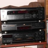 Combina audio Sony, Separate - Sistem Sony estetic / tehnic, nota -10, RDS, DOLBY PROLOGIC, etc