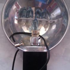 Blitz AGFA bulb magneziu PIESA COLECTIE - Blitz dedicat Alta, Aparat foto cu film