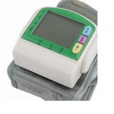 Aparat monitorizare - Tensiometru digital incheietura ecran LCD Blood Pressure Monitor CK-103