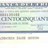 !!! ITALIA : MINI  CEC  LA  BANCA  DEL  FRIULI  - 150 LIRE 1976 - UNC