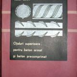 Carte tehnica - Teodor Carare - Oteluri superioare pentru beton armat si beton precomprimat
