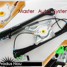 Macara geam actionat electric Audi A4 B5/8D(an fab '94-'01)fata stanga, A4 (8D2, B5) - [1994 - 2000]