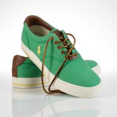 Ralph Lauren Vaughn masura 42 (reducere finala) - Adidasi barbati Polo By Ralph Lauren, Culoare: Verde
