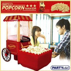 SUPER APARAT FACUT POP CORN/FLORICELE DE PORUMB, APARAT RETRO SENZATIONAL. - Aparat popcorn