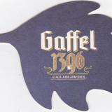 Cartonas de colectie - Suport de pahar / Biscuite GAFFEL