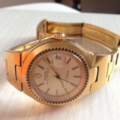 Rolex Tudor Barbatesc - Ceas barbatesc Rolex, Lux - sport, Mecanic-Automatic, Placat cu aur, Analog