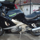 Motocicleta Kawasaki - Vand KAWASAKI ZZR, 1996.