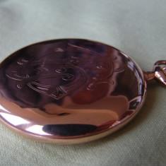 Ceas de buzunar LONGINES Savonette (trei capace) - Aur 14k