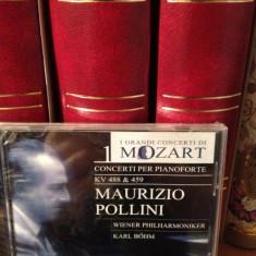 MOZART with M.POLLINI & WINER PHILHARMONIKER -K.BOHM (1976/DECCA)-cd nou/sigilat - Muzica Clasica universal records