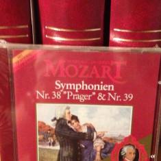 MOZART - SYMPH. 38 & 39 (1988 /PHILIPS REC/GERMANY) cd clasica - nou/sigilat - Muzica Clasica universal records