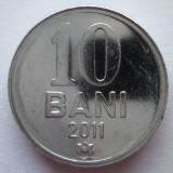 Monede Romania - REPUBLICA MOLDOVA 10 BANI 2011 NECIRCULATA ! ! !