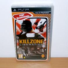 Joc UMD pentru PSP - Killzone : Liberation Essentials, nou, sigilat !!! - Jocuri PSP Sony, Actiune