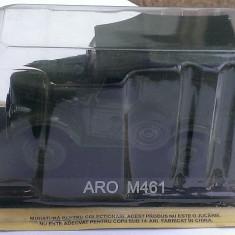 Macheta auto, 1:43 - Macheta metal DeAgostini - ARO M461 IMS - SIGILATA+revista Masini de Legenda 14