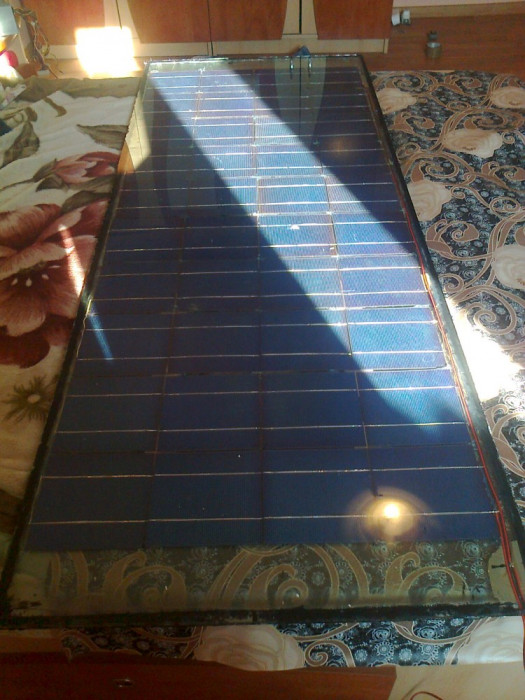 vand panou fotovoltaic la super pret foto mare