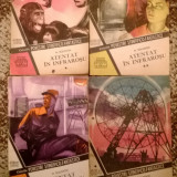 Carte de colectie - Colectia Povestiri Stiintifico-Fantastice-Volumele Atentat in infrarosu-4 Parti