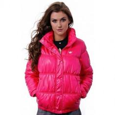 Geaca ADIDAS Padded Jacket - Geaca dama Adidas, Marime: 36, 38, 40, Culoare: Rose