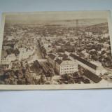 C.P.DEVA -VEDERE GENERALA R.P.R - Carti Postale Romania dupa 1918, Circulata