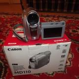 Camera Video Canon, Mini DV, CCD, 30-40x - VAND SAU SCHIMB CAMERA MD110 MINI DV