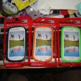 15. Husa Akella silicon Samsung Galaxy s3 mini i8190 + folie protectie CADOU