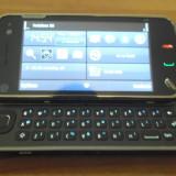 Nokia N97 32GB - Telefon mobil Nokia N97, Negru, Neblocat