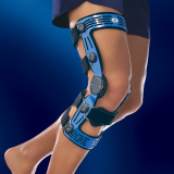 Orteza ortopedica SecuTec Genu titan, picior stang, marimea 5, noua, bon de cumparare, model http://www.bauerfeind.ro/orteze/orteza-secutec-genu/