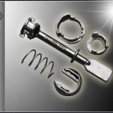 Kit de reparatie inchidere butuc(yala) maner usa Seat Cordoba (pt an fab. '99-'02) fata stanga(sofer) - Portiere auto, Seat, CORDOBA (6K2) - [1999 - 2002]