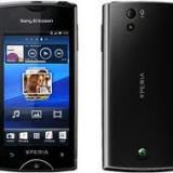 Vand/schimb sony ericsson xperia - Telefon mobil Sony Ericsson, Negru, Neblocat, Single SIM, Dual core, 1 GB