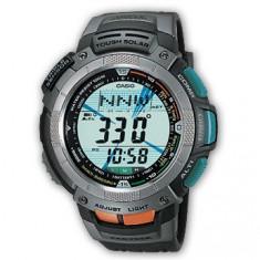 Ceas Barbatesc Casio, Sport, Quartz, Inox, Cauciuc, 100 m / 10 ATM - Casio PRG-80-1VER ceas barbati nou, la cutie! 100% original Oferta si comenzi ceasuri SUA