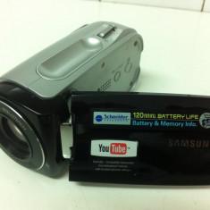 Camera Video SAMSUNG DIGITAL CORDER VP-MX10/XEF, Card Memorie
