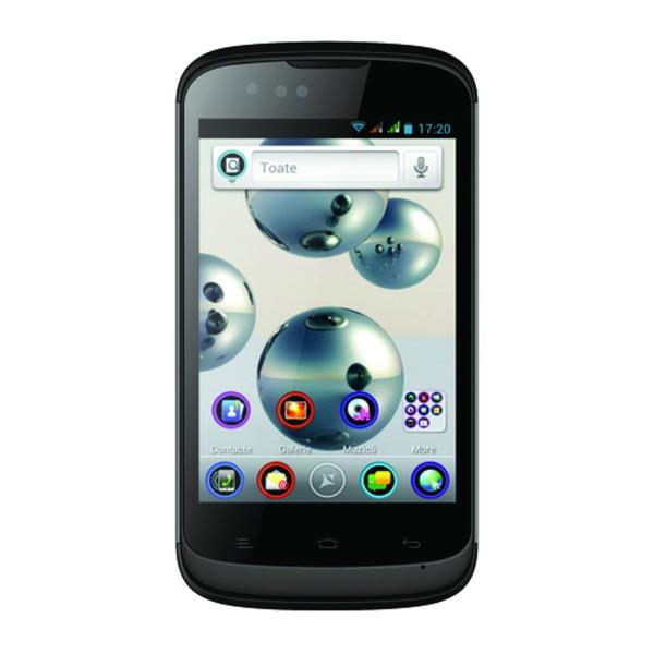 Telefon Mobil Allview P5 Mini Dual SIM - Black foto mare